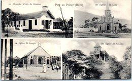 AMERIQUE - ANTILLES - HAÏTI - Port Au Prince - Haiti