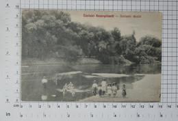 HUNGARY - Kesznyéten, River Tisa  (hung. Tisza) - Vintage POSTCARD - (APAT2-67) - Hungary