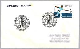 Campeonato Del Mundo De PELOTA VASCA - World Champ. Basque Pelota. Pamplona, Navarra, 1986 - Sellos