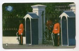 JAMAIQUE REF MV CARDS JAM-17C 50$ Annee 1994 CN : 17JAMC Kings House Gate - Jamaica