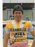CYCLISME TOUR DE FRANCE   AUTOGRAPHE   ETIENNE DE BEULE - Cyclisme