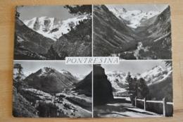 Pontresina Mit Piz Palü Und Rosegtal - GR Graubünden