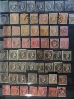 Grèce Superbe Collection De 1680 Timbres Classiques Types Hermes Neufs Et Oblitérés. Cote énorme! A Saisir! - Collections