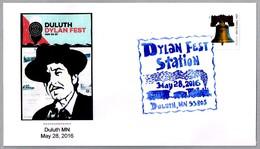 DYLAN FEST STATION - FESTIVAL BOB DYLAN. Duluth MN 2016 - Música