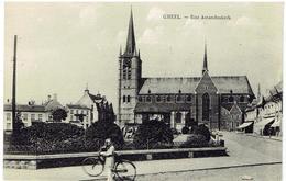 GHEEL - Sint Amanduskerk - Foto J. Meuleman Rethy - Geel