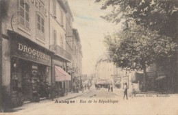 CPA - Aubagne - Rue De La République - Aubagne