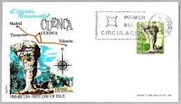 TURISMO - CIUDAD ENCANTADA - CUENCA. SPD/FDC Madrid 1967 - Vacaciones & Turismo