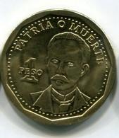 Cuba 2015-17 $1 Pesos Coin Jose Marti UNC - Cuba