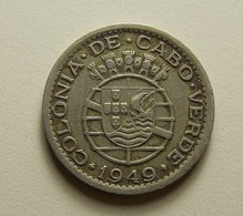 Portugal Cabo Verde 50 Centavos 1949 - Portugal