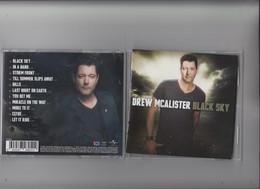 Drew McAlister - Black Sky -  Original CD - Country & Folk
