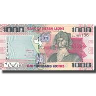 Billet, Sierra Leone, 1000 Leones, 2010, 2010-04-27, KM:30, NEUF - Sierra Leone