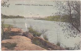 84 - CADENET (Vaucluse) - (Durance) - Digue De La Bascule - 1945 - Cadenet