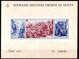 1968 SMOM BF1 MNH ** - Sovrano Militare Ordine Di Malta