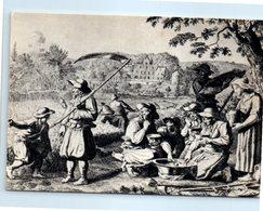 Autrefois En Bretagne - LLa Moisson   (Région Bretagne) - Cultures