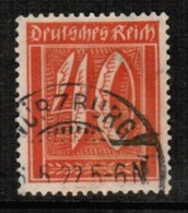 GERMANY  Scott # 142 VF USED (Stamp Scan # 472) - Germany