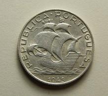Portugal 2 1/2 Escudos 1943 Silver - Portugal