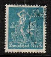 GERMANY  Scott # 228 VF USED (Stamp Scan # 472) - Germany