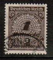 GERMANY  Scott # 294 VF USED (Stamp Scan # 472) - Germany