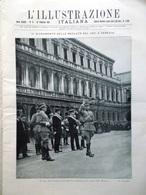 L'Illustrazione Italiana 27 Febbraio 1921 Mariano Fortuny Dalbono Ravenna Dante - Libri, Riviste, Fumetti