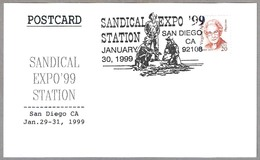 SANDICAL EXPO'99 - MINEROS - MINERING. San Diego CA 1999 - Minerales
