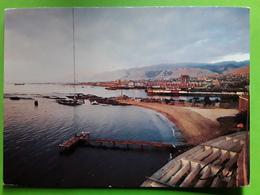 CHILE / CHILI , ANTOFAGASTA Segunda Region , Vista Parcial  ,  Playa ,TB - Chili