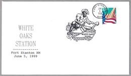MINER'S DAY CELEBRATION - MINERIA DE ORO - GOLD MINIG. Fort Stanton NM 1999 - Minerales