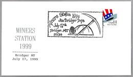 MINERS STATION - MINERIA - MINERING. Bridger MT 1999 - Minerales
