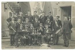 GUEUGNON  CONSCRITS DE LA C LASSE 1910 - Gueugnon