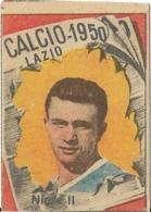 FIGURINA VAV CALCIO 1950 NIESE II LAZIO - Calcio