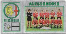 SCUDETTO ALESSANDRIA PANINI 1974/75 N° 540 Con Velina - Panini