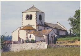63) VODABLE : Eglise Romane De COLAMINE (XIe & XIIe) - Autres Communes