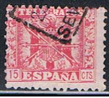 (3 E 148) ESPAÑA  // EDIFIL 78 // Y&T  81 // 1940-43 - Télégraphe