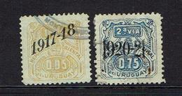 URUGUAY...early Revenues - Uruguay