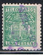 (3 E 147) ESPAÑA  // EDIFIL 73 // Y&T 76 // 1932/34 - Telegraph
