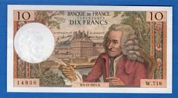 10  Fr  5/11/1971 - 1962-1997 ''Francs''