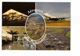 Aviation Avion Aeroport Ile De La Reunion Avion Air France Uta Avions - Aérodromes