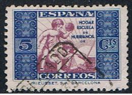 (3 E 134) ESPAÑA  // EDIFIL 1 // Y&T 7 // 1934 - Beneficenza