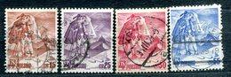 POLOGNE - Y&T 422 à 425 (série Complète) (20% De La Cote) - 1919-1939 Republic