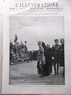 L'Illustrazione Italiana 13 Marzo 1921 Pola Nicola Montenegro Sem Benelli Loreto - Libri, Riviste, Fumetti