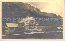 71982205 Welschnofen Suedtirol Karerpasshotel Gegen Den Latemar Dolomiten Gebirg - Italia