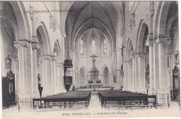 PRADELLES  Interieur De L Eglise - France