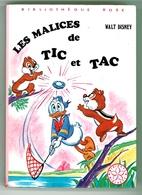 "B.R. - Wailt Disney  - ""Les Malices De Tic Et Tac"" - 1974 - Livres, BD, Revues"