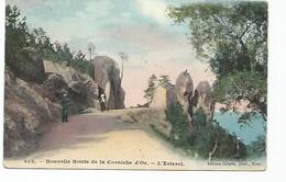 Nouvelle Route De La Corniche D'Or - L'Esterel - Other Municipalities