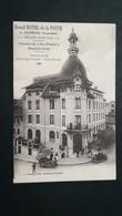01 - BELLEGARDE - GRAND HOTEL DE LA POSTE - L. GEORGES Propriétaire - Bellegarde-sur-Valserine