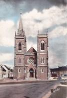 LA HAYE DU PUITS - L'Eglise - Francia