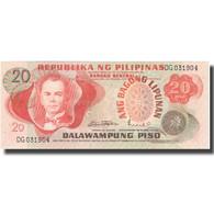Billet, Philippines, 20 Piso, KM:162a, SPL+ - Philippines