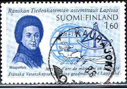 FINLANDIA 218 // YVERT 966 // 1986 - Usados