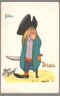 CPSM Walt Disney - Tobler - Pirate - Disney