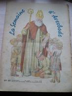La Semaine D'averbode 1938 Saint Nicolas - Livres, BD, Revues