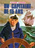 Jeunesse BD : Un Capitaine De 15 Ans Par Caprioli D'après Jules Verne - Livres, BD, Revues